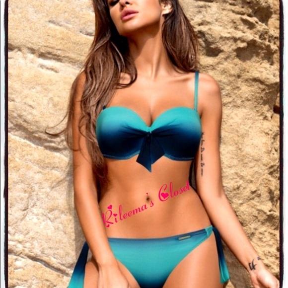 ac3c3d020b 🔥FIRM PRICE 🔥Sexy Push-upsBraBandage Bikini